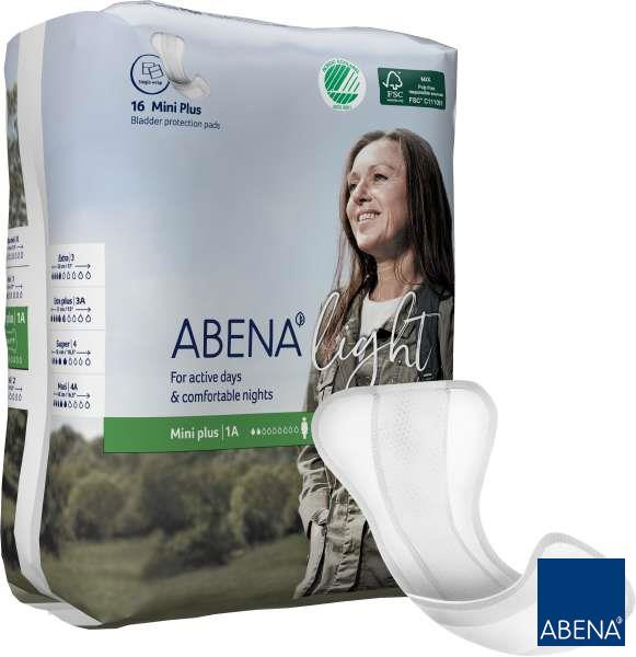 Abena Light  Mini Plus 1A (16szt.)