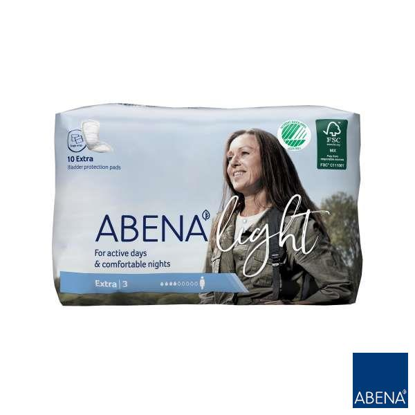 Abena Light Extra 3 (10szt.)